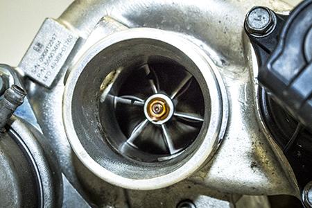 Powszechne awarie turbosprężarek