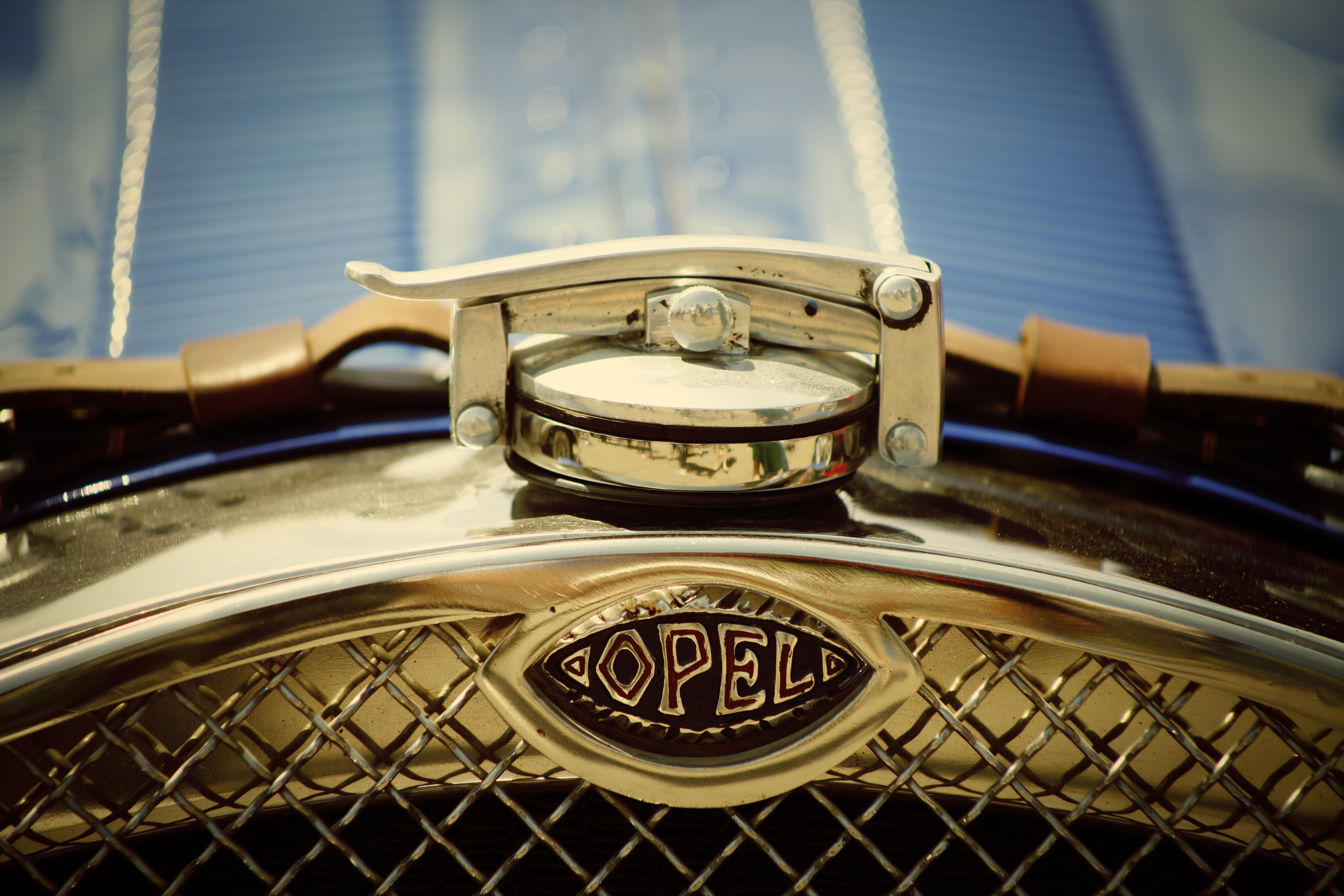 Historia marki Opel