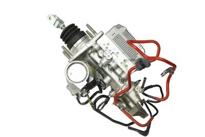Srebrna pompa ABS do Toyoty Yaris III hybrid 47270-47030