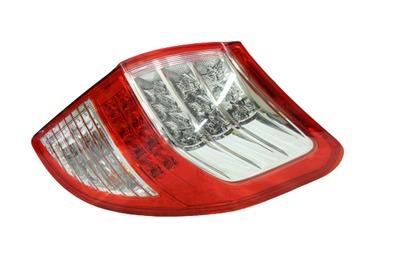 Lampa czerwono biała LED do Toyota RAV4 III