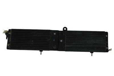 Czarna chłodnica paliwa do Peugeot 407 2.7 HDI