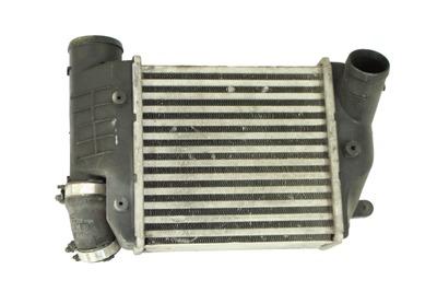 Czarna prawa chłodnica intercoolera do Audi A6 C6 3.0 TDI 4F0145806E
