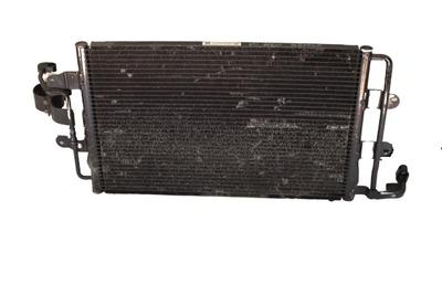 Czarna chłodnica klimatyzacji do VW New Beetle 1C0820411E
