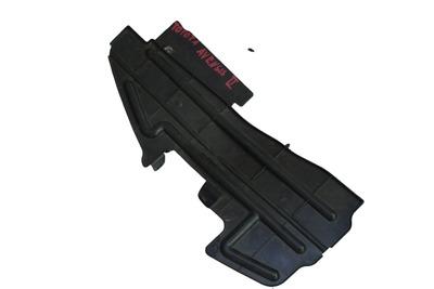 Czarna lewa kierownica powietrza do Toyoty Avensis T25 II z numerem części : 53294-05010