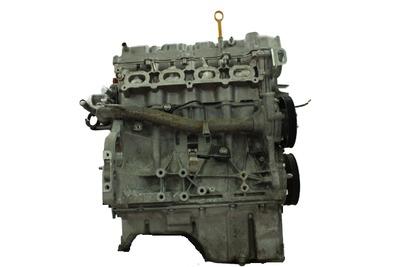 Srebrne metalowy kompletny silnik do Suzuki SX4 S-Cross 1.6 benzyna M16A