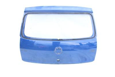 Niebieska klapa bagażnika do VW Fox