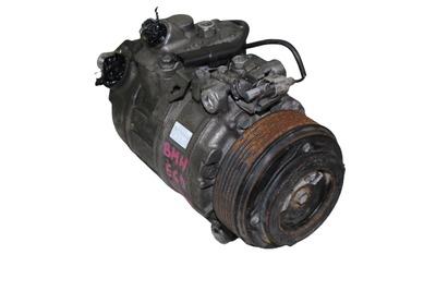 Srebrna sprężarka do BMW F01 F10 GE447260-2982