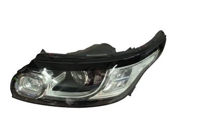 Czarna lampa lewa przednia xenon do Range Rover L494