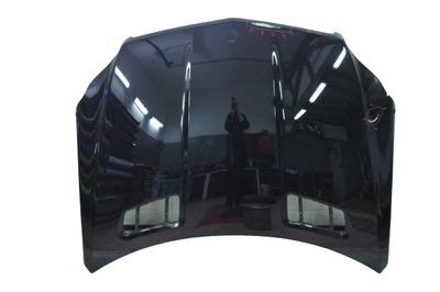 Czarna maska do Mercedesa GL A166
