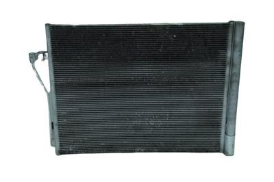 Srebrna chłodnica klimatyzacji do BMW F01 F02 4.4 9149390