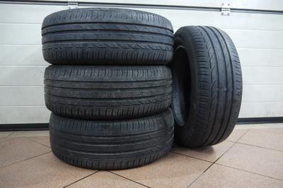 Czarne opony Bridgestone r16