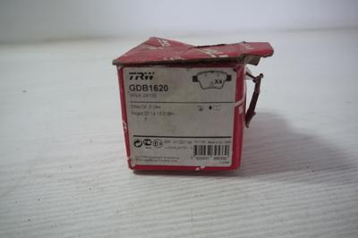 Klocki hamulcowe TRW AUTOMOTIVE GDB1620