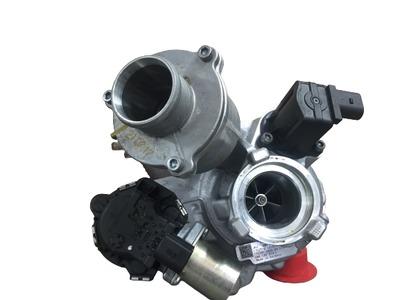Srebrna turbina do VW Golfa VII Audi A3 8V 2.0 TFSI 06K145874L