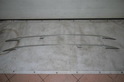 Chromowe relingi do VW Golfa VI kombi
