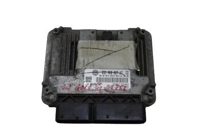 Srebrny komputer silnika do VW Golf VI 1.4 TSI 03C906027AT