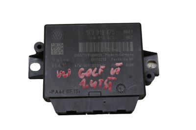 Czarny moduł  pdc do VW Golf VI 1K9919475