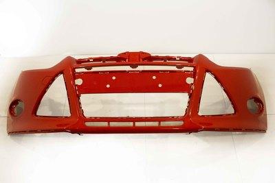 czerwony zderzak przedni do forda focusa Mk3 BM5117757