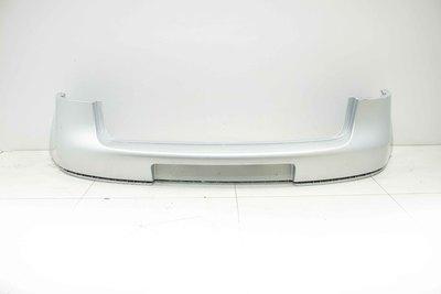srebrny zderzak tylny do volkswagena golfa V 1K680742