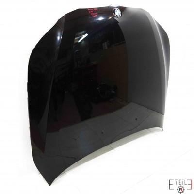 czarna oryginalna maska przednia pokrywa silnika do samochodu BMW E60 E61