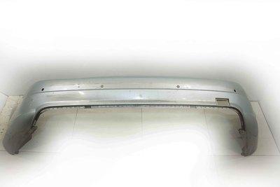 srebrny zderzak tylny do mercedesa W204 c-klasy 2048852925