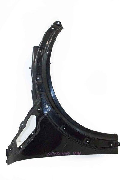 Czarny prawy przedni błotnik do Mini Coopera Countryman R60