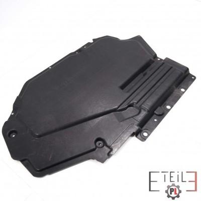 czarna oryginalna osłona płyta podwozia lewa do samochodu BMW X6 X5 7158405