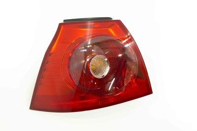 Czerwona lampa lewa tylna do VW Golf V