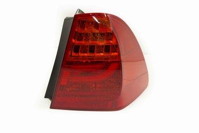 Czerwona nowa oryginalna lampa prawy tył z LED do BMW 3 E91 LCI Lift 7289432