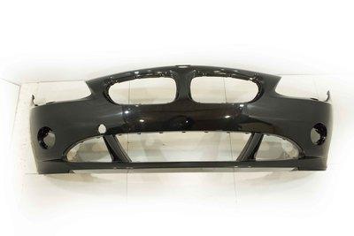 Czarny przedni zderzak do BMW Z4 E85 E86 wersja M-power