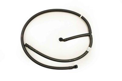 Czarny gumowy przewód spryskiwaczy do BMW E81 E82 E87 E88 7837557