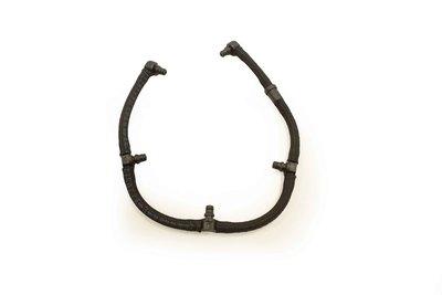 Czarny gumowy przewód przelewowy paliwa do Mini Cooper D 7799450