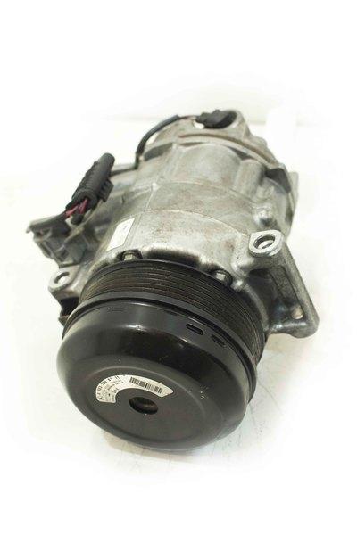 Srebrna sprężarka klimatyzacji do Mercedes-Benz W204 W212 447260-5992