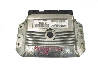 Metalowa moduł skrzyni biegów do Peugeot 407 2.7 HDI 9653388480