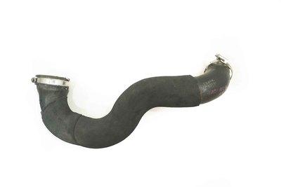 Czarny gumowy przewód intercoolera do Audi A4 B8 1.8 2.0 TFSI 8K0145738M