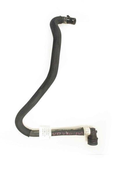 Czarny gumowy przewód wody do Volvo S60 V70 S80 2.4 D5 z numerem części : 8671547