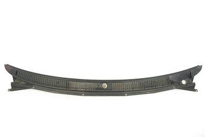Czarne plastikowe podszybie Toyota Corolla E12 z numerem części : 55708-12200