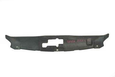 Czarne plastikowe osłony pasa przedniego do Toyoa Avensis T22 z numerem części : 53141-05010