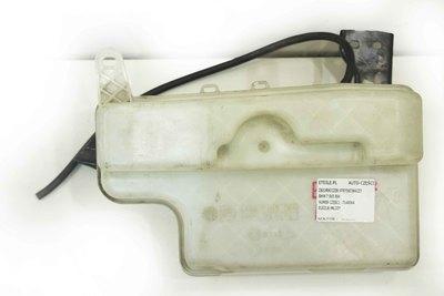 Biały plastikowy z pompkami spryskiwacz do BMW 7 E65 E66 z numerem części : 7148064