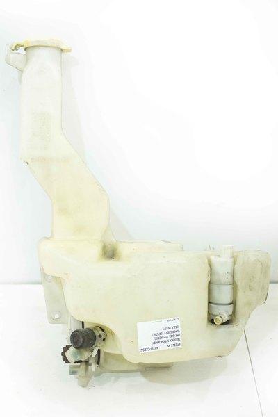 Biały zbiorniczek spryskiwaczy do Chrysler Voyager III z numerem części : 04717462