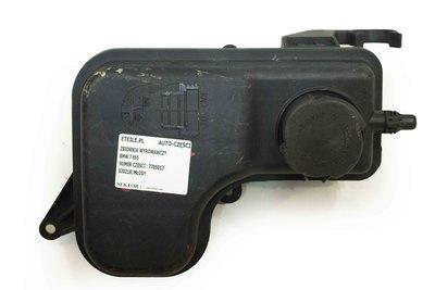 Czarny  plastikowy zbiorniczek wyrównawczy do BMW 7 E65 E66 z numerem części : 7785013