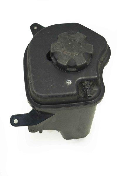 Czarny plastikowy zbiorniczek wyrównawczy wody do BMW X5 E70 X6 E71 z numerem części : 7552546