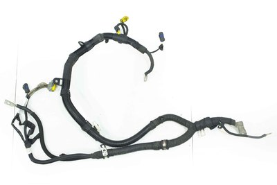 Czarna wiązka instalacyjna Peugeot 407 2.7 HDI z numerem części : 9656900780