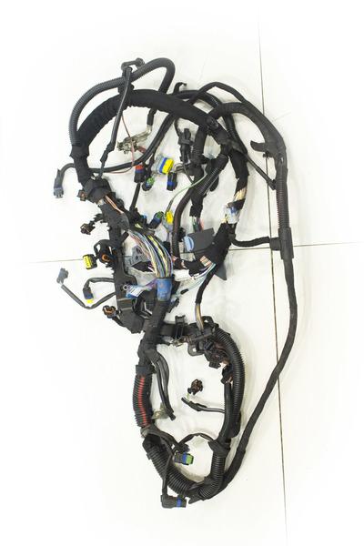 czarna instalacja silnika peugeot 307 1.6 hdi