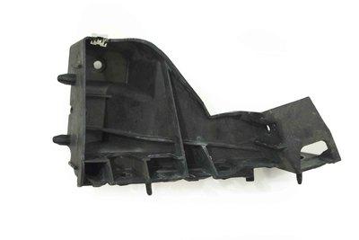 Czarny plastikowy ślizg zderzaka prawy przedni do Audi Q5 z numerem części : 8R0807284C