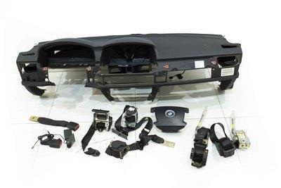 Deska rozdzielcza czarna do BMW 7 E65 7018226
