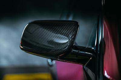 Carbonowe osłony lusterek do BMW 5 E60 E61 nakładki z włókna węglowego