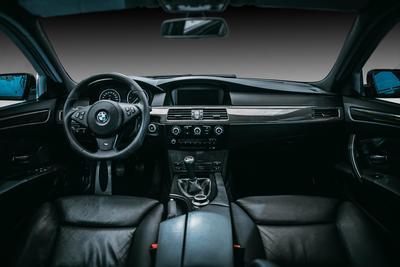 Listwy dekoracyjne wnętrza do BMW