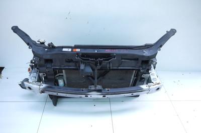 Czarny pas przedni do samochodu Mazda 5 2.0 Diesel przód
