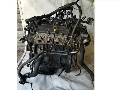 kompletny silnik diesla o pojemności 1700 cm3 do opla astry j A17DTR