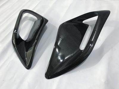 boczne wloty powietrza wykonane z włókna węglowego do Porsche 911 GT2 RS 997 carbon